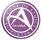 AdvaMed logo