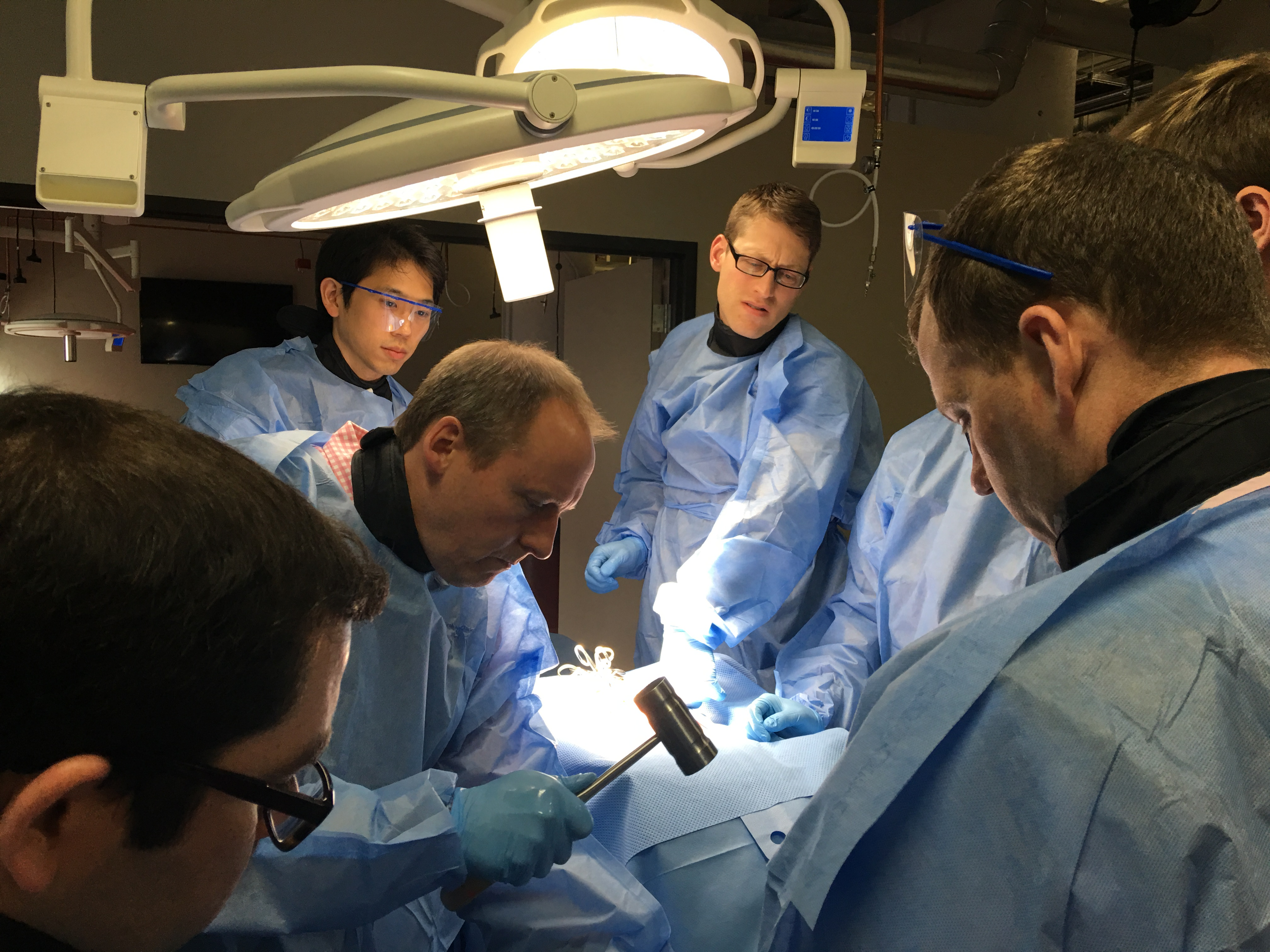 Nerves&Bones Hosts First Annual Orthopedic Spine IVY Fellows/Resident Course